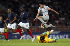 France China Soccer