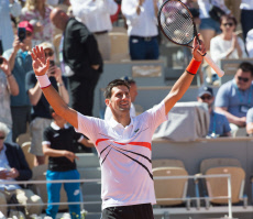 TENNIS 2019: French Open June 01