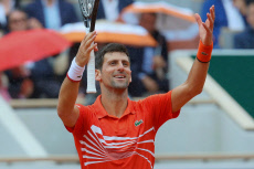 French Open Tennis Championship, Day Nine, Roland Garros, Paris, France - 03 Jun 2019