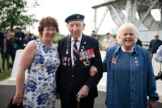 75th Anniversary of D-Day, Normandy, France - 05 Jun 2019