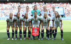 Paris: FIFA Women' World Cup Match USA - Chile