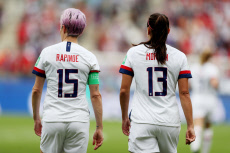 FIFA 2019: USA Rapinoe, Morgan