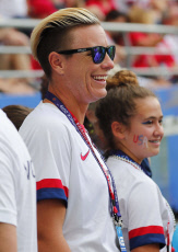 Soccer: Women's World Cup-Spain at USA