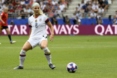 REIMS : 2019  FIFA Women's World Cup 2019 round of 16 Spain against United States