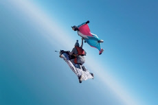 RODEO SKYDIVE
