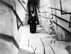 The Cabinet Of Dr. Caligari  film (1920)
