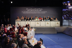 International Delegation visite Ashraf 3, the Iranian opposition home in Albania