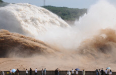 #CHINA-HENAN-XIAOLANGDI RESERVOIR-TORRENT (CN)