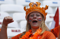 France US Netherlands WWCup Soccer