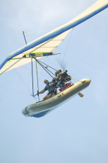 INFLATABLE FLYING BOAT