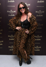 Magnum Pleasure store launch, London, UK - 10 Jul 2019