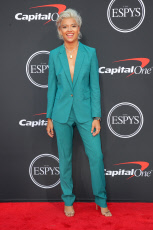 ESPY Awards, Arrivals, Microsoft Theater, Los Angeles, USA - 10 Jul 2019
