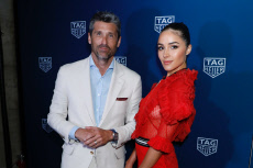 TAG Heuer Celebrates 50 Years of the Iconic Monaco Timepiece, New York, USA - 10 Jul 2019