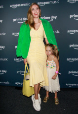 Prime Day Concert by Amazon, Arrivals, New York, USA - 10 Jul 2019