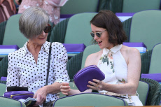 Wimbledon Tennis Championships, Day 10, The All England Lawn Tennis and Croquet Club, London, UK - 11 Jul 2019