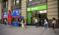 Grand Opening of Republic Bank in New York