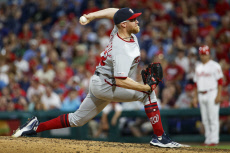 MLB 2019: Nationals vs Phillies JUL 12