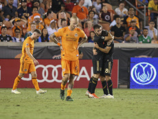 MLS: Los Angeles FC at Houston Dynamo