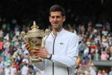 Wimbledon Tennis Championships, Day 13, The All England Lawn Tennis and Croquet Club, London, UK - 14 Jul 2019
