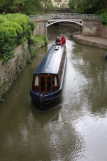 Kennet and Avon Canal, Wiltshire, UK - 17 Jul 2019