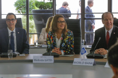 France G7 Finance Ministers