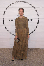 Chanel J12 Yacht Club Dinner Event