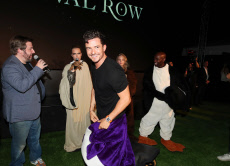 'Carnival Row' TV show Come As You Are Party, Comic-Con International, San Diego, USA - 20 Jul 2019