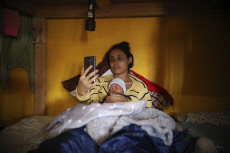 Mexico Child Migrant Mother