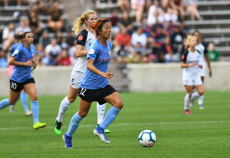NWSL Soccer Courage vs Red Stars, Bridgeview, USA - 21 Jul 2019