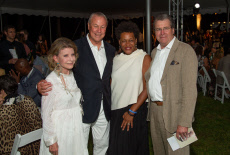Watermill Benefit for the Arts and Humanities, Watermill, New York, USA - 27 Jul 2019