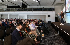 Influencer Marketing for Marketers who Hate Influencer Marketing seminar, Advertising Week Asia-Pacific, Luna Park, Sydney, Australia - 01 Aug 2019