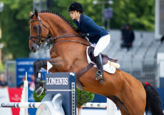 Longines Global Champions Tour and Global Champions League, Royal Hospital Chelsea, London, United Kingdom, 2nd August 2019