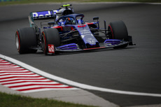 Hungarian Grand Prix, F1 in Budapest, Hungary - 02 Aug 2019