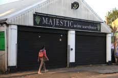 Majestic Wine Warehouse, Muswell Hill, London, UK - 06 Aug 2019