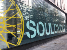 SoulCycle branch, New York, USA - 08 Aug 2019
