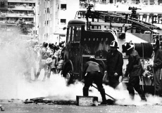 Hong Kong Mid-May Riots