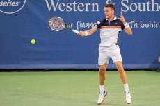 Western and Southern Open tennis tournament, Day 3, Cincinnati, USA - 14 Aug 2019