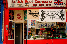40th anniversary for the release of 'Prince' by Madness and British Boot Company, Camden, UK  - 17 Aug 2019