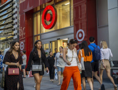 Target second-quarter earnings beat analysts' expectations