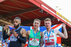 Muller British Athletics Championshiips, Birmingham - 25 Aug 2019