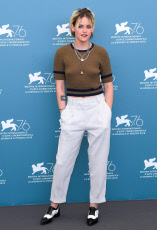 'Seberg' photocall, 76th Venice Film Festival, Italy - 30 Aug 2019