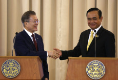 President Moon Jae-in official visit in Thailand - 02 Sep 2019