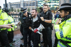Labour Party rally, The Lowry, Manchester, UK - 02 Sep 2019