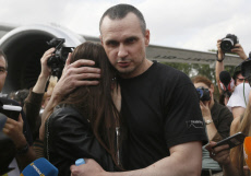Ukraine : prisoners exchange