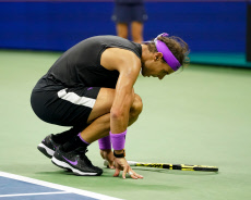 US Open Tennis Championships, Day 14, USTA National Tennis Center, Flushing Meadows, New York, USA - 08 Sep 2019