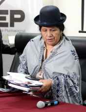 The electoral roll exceeds seven million for the elections in Bolivia