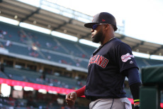 MLB Indians vs Angels, Anaheim, USA - 11 Sep 2019