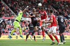 Middlesbrough v Reading, Sky Bet Championship, Football, Riverside Stadium, Middlesbrough, UK - 14 Sep 2019