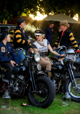 Goodwood Revival, Chichester, West Sussex - 15 Sep 2019