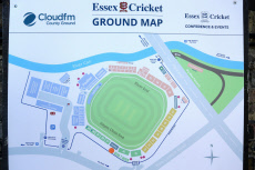 Essex CCC vs Surrey CCC, Specsavers County Championship Division 1, Cricket, The Cloudfm County Ground, Chelmsford, Essex, United Kingdom - 18 Sep 2019